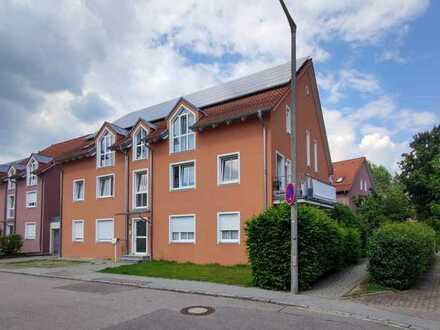 Schöner Wohnen in Schwandorf nähe Krankenhaus – Terrasse, Einbauküche und 3 Zimmer