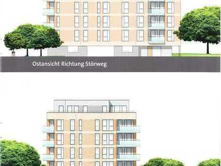 Erstbezug mit Balkon: freundliche 4-Zimmer-Wohnung in Braunschweig