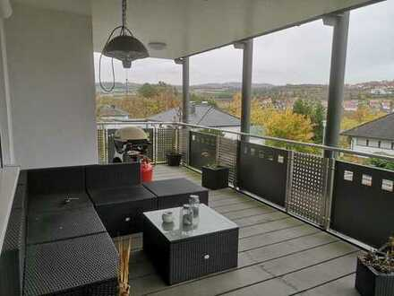 Helle großzügige 3 ZKB Wohnung in Hünfeld