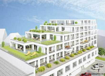 Sonnige 3-Zimmer-Wohnung im Herzen der Stadt
