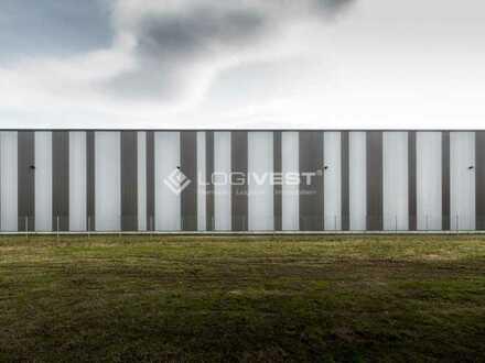 Lager- und Produktionsflächen mit Büro