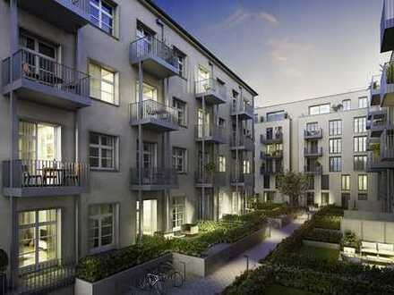 Mitten in Weißensee! Smart-Studio mit Balkon in ruhiger Innenhof-Lage ***Ohne Provision***