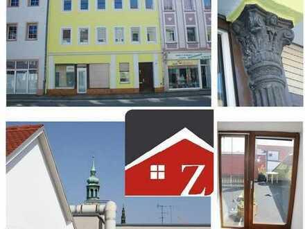 Bautzen/Zentrum - 4 Raum-Maisonette-Wohnung mit Sonnenterrasse