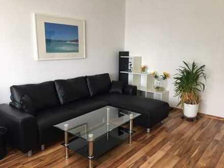 Möblierte 2,5-Zi-Wohnung mit Balkon und EBK in Uni-/FH-Nähe in Bielefeld