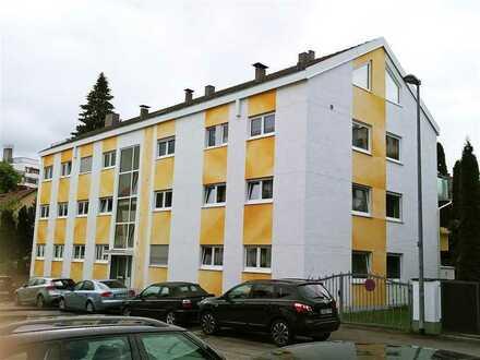 Apartment in zentraler Lage von Kempten (nur für Wochenendheimfahrer)
