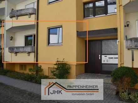 helle und großzügige Wohnung in Weißenburg