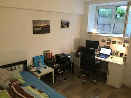 Möbliertes Zimmer in Ehrenfeld, Miete=Gesamtmiete vom 1.3-10.4.