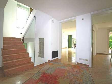 Außergewöhnliches Einfamilienhaus in ruhiger Wohnlage