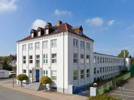 Interessante Immobilie wegen Teilbetriebsverlagerung - Klassische Bielefelder Industriearchitektur