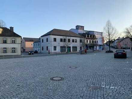 Zentrale Praxisräume am Marktplatz ( EU / Landkreis Hof)