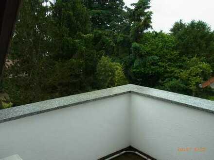 Ruhige, bevorzugte Wohnlage, Zimmer mit Balkon in WG für 1-2 Personen, Nichtraucherwohnung