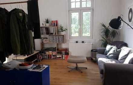 Exklusive 3-Zimmer-Wohnung mit Einbauküche in Frankfurt