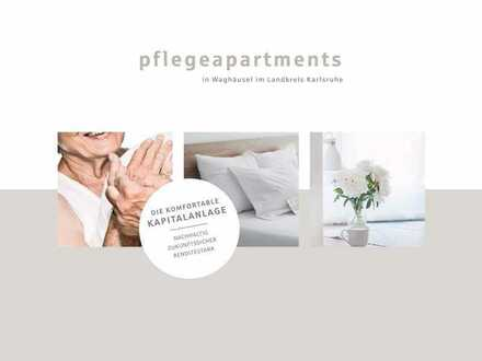 Interessante Kapitalanlage! Pflegeapartments in Waghäusel