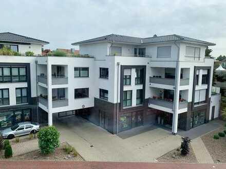 Erstklassige 4-Zimmer-Penthousewohnung mit 2 Balkonen in zentraler Lage von Lohne