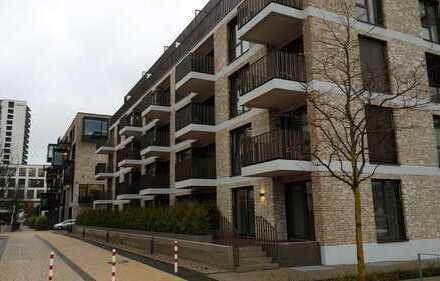 HB-Überseestadt 2 Zimmerwohnung mit EBK u. Balkon