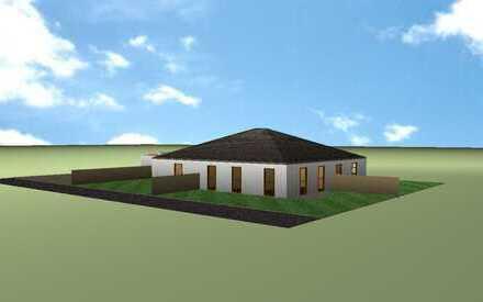 Neubau von drei Eigentumswohnungen im Bungalow style