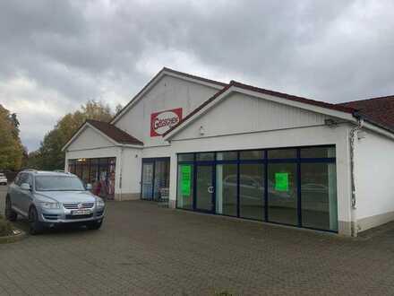 Kleines aber feines Ladenlokal in Breitungen
