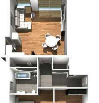 Family L - Obergeschoss mit Balkon