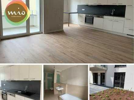 mio: mein neues Zuhause - www.mio-wohnen.de - moderne Wohnungen von 1-4 Zimmern!