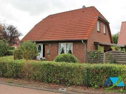 + Maklerhaus Stegemann + gepflegtes Einfamilienhaus in ruhiger Lage von Jever