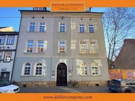 RESERVIERT Sehr gepflegtes Wohn- und Geschäftshaus mit Mietsteigerungspotential
