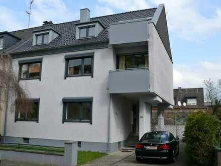 Siegburg zentral & ruhig, helle 3 Zimmer-Whg., mit 3 Balkonen