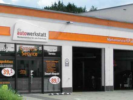 KFZ-Werkstatt, 1A-Lage an Hauptstraße nach Marktredwitz