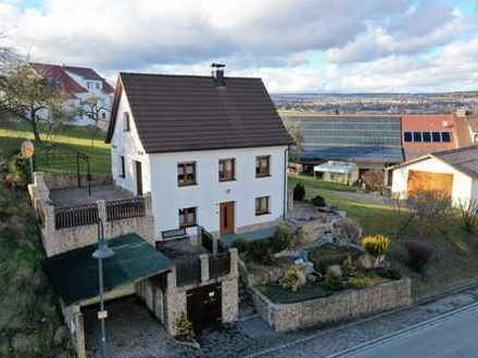 Klein aber fein! Top gepflegtes Einfamilienhaus in Emerkingen