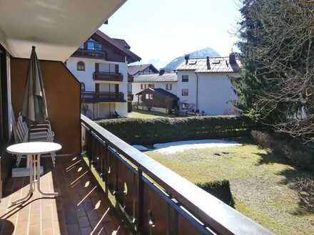 Sonniges Appartment mit Balkon in Oberstdorf!
