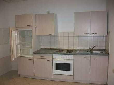 1 Raumwohnung mit Einbauküche