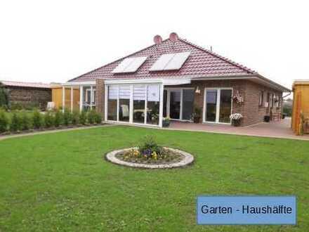 Seniorengerechte Doppelhaushälfte mit vier Zimmern im Kreis Friesland