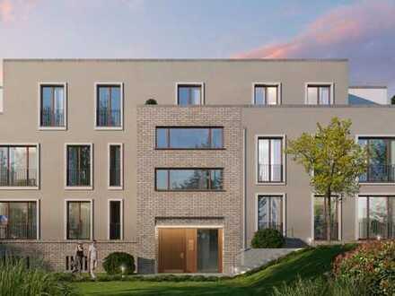 Attraktive Erdgeschoss-Büro/-Praxiseinheit mit vier Räumen nahe Frankfurt