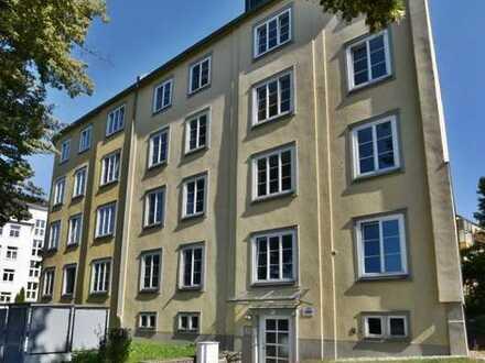 Kapitalanlage - vermietete 2-Raum-Wohnung in Chemnitz-Kappel!