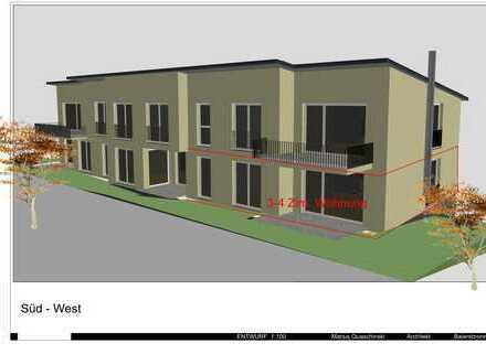 3- od. 4- Zimmer Wohnung mit Garten in ruhiger und zentraler Lage