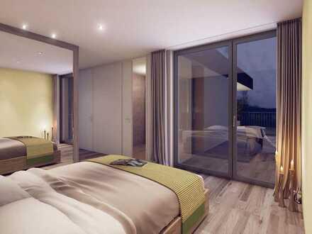 Traumhafte Penthouse-Wohnung mit Balkon, Dachterrasse und hoher Lebensqualität in Mering