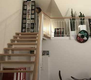 Zentral gelegene 2-Zimmer-Maisonette-Wohnung in Mannheim