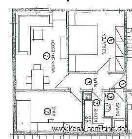 *Zwangsversteigerung* renovierte 3 Zimmer Eigentumswohnung in Göppingen