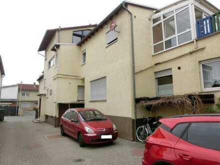Weiterstadt-Kernstadt! **6 Zimmer-Maisonettewohnung mit Terrasse und Wintergarten**