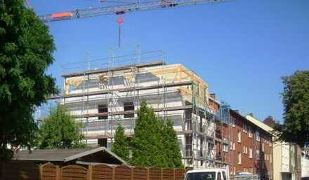 Barrierefrei: Wohnen ( Dach ) im 4-FH in Eickel Nähe EVK-Eickel--Rohbau fast fertig