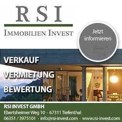 RSI-Invest bietet an zum Kauf : Sehr schön gelegene Doppelhaushälfte in Neustadt Weinstr.