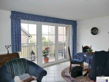 *KULTIVIERTER WOHNKOMFORT AUF CA. 64 m - Attraktive 2 Zimmer-Wohnung mit eigenem Balkon*