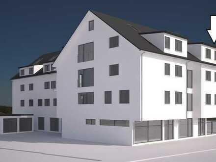 Exklusive, neuwertige 3,5-Zimmer-Maisonette-Wohnung mit Balkon und Einbauküche in Berglen