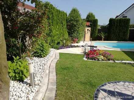 Exklusives Einfamilienhaus in mediterranem Flair - viele Highlights inklusive!