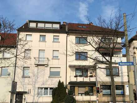 Wohnen am Weinbrennerplatz - frei ab 1.6.21 - Karlsruhe Weststadt
