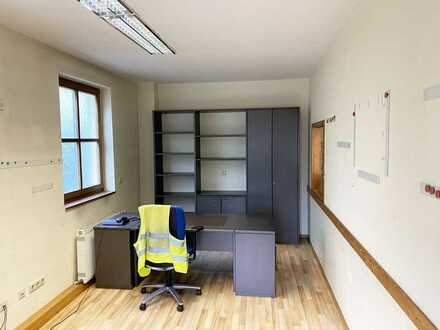 Halle - Lagerung - Büro - Wohnen - alles in einem Haus