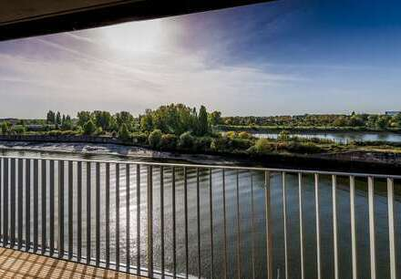 Ihre neue Wohnung direkt an der Weser