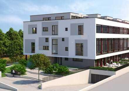 Exklusive, neuwertige 2-Zimmer-Wohnung mit Terrasse und EBK in Ulm (Erstbezug)