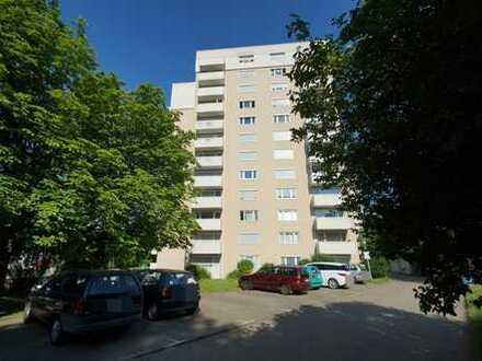 Kapitalanlage: vermietete 3-Zimmerwohnung in der Kurstadt Bad König