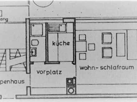 1 Zimmer-Appartement