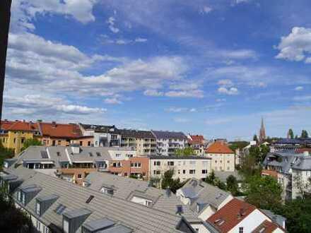 Über den Dächern Münchens- Erstbezug nach hochwertigster Komplettsanierung
